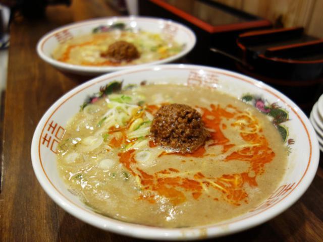 画像: 【福岡】非豚骨×博多ラーメン×担々麺♪@博多拉担麺 まるたん 姪浜店