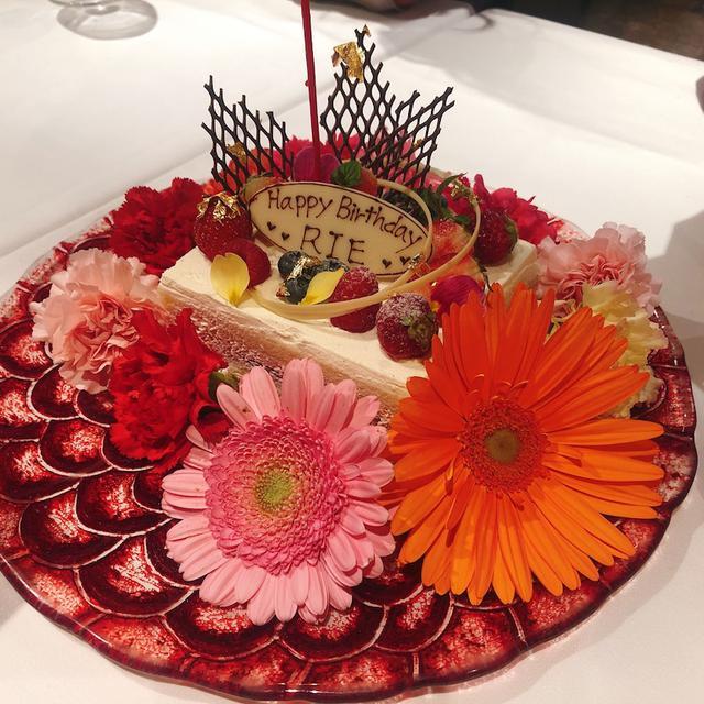 画像: 恵比寿フレンチ「モナリザ」お誕生日お祝いランチ