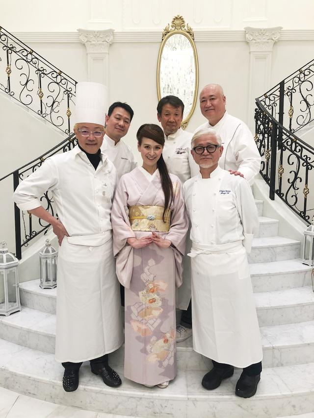 画像: スーパーシェフ5人!!️「夢の饗宴レストラン」千葉の豪雨被害チャリティーディナー