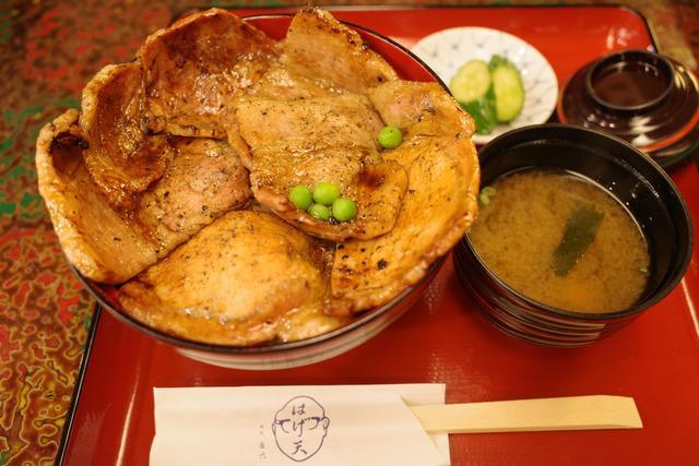 画像: 【帯広】昭和9年創業の名店で名物豚丼を味わう「はげ天 本店」