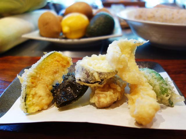 画像: 【福岡】天神・今泉エリアで福岡最強天ぷら定食ランチ♪@炉端 おぶぶ