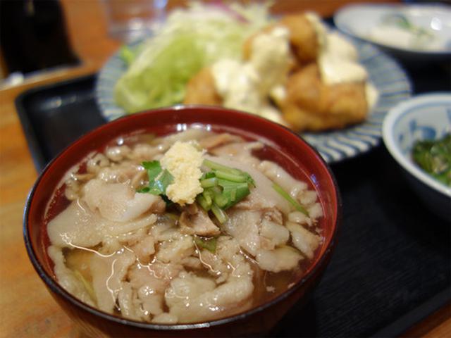 画像: 【福岡】豚汁・肉吸い・チキン南蛮♪@わっぱ定食堂 警固本店