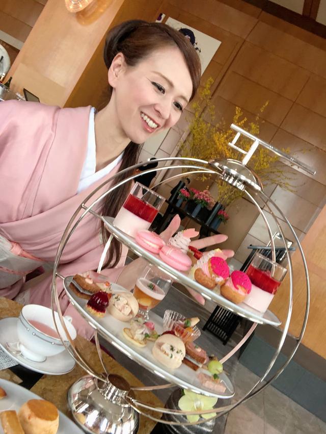 画像: 「ザ・リッツ・カールトン東京」45階から「桜アフタヌーンティー 」3/20からスタート