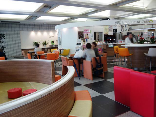 画像: 【福岡】福岡市役所ロビーのお土産&喫茶コーナー♪@ユニバーサルカフェ