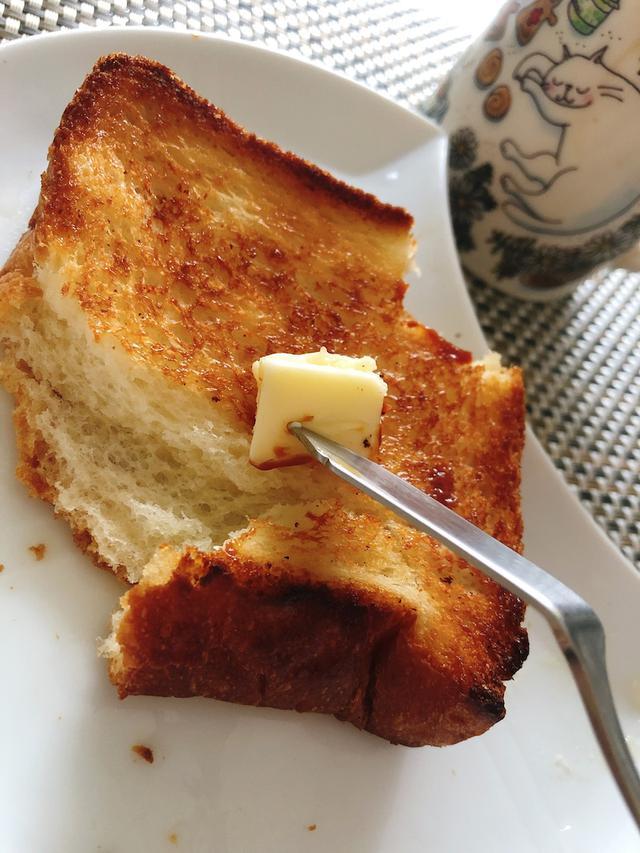 画像: 自分ご褒美にもパン❗️「パンの最高峰 ふじ森 」1本3000円の食パン❗️上質さが更に人気!