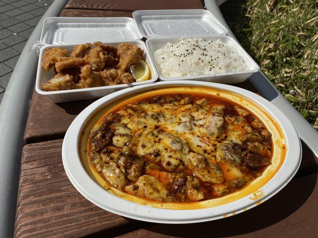 画像: 超病みつきの美味しさのチーズカレー麻婆豆腐がテイクアウト可能になりました! 天神橋4丁目 「黒龍天神樓」