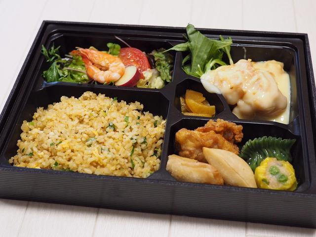 画像: 高級感溢れる味わいの本格中華をエリア限定で自宅まで宅配してもらえます! 箕面市 「Lei can ting (リー ツァン ティン)」