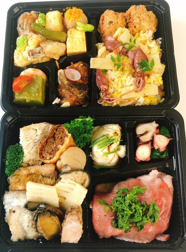 画像: 2年先まで予約困難店!「食堂とだか」総重量1kg超え!フルラインナップお弁当の本気度がすごい!