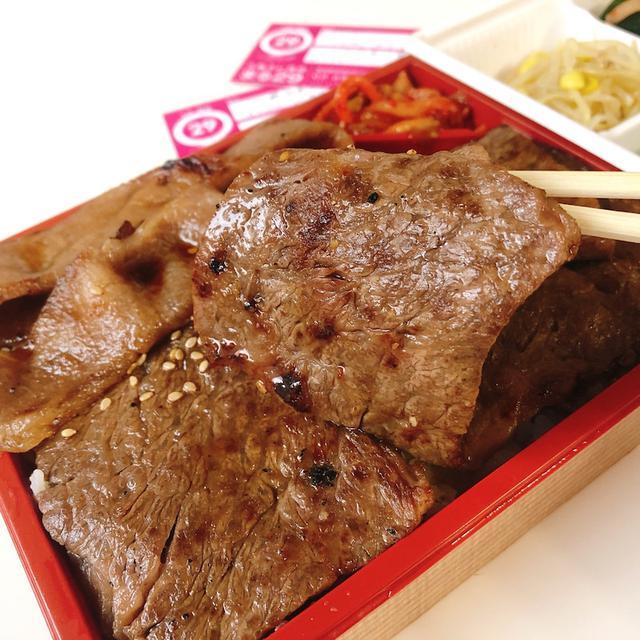 画像: コロナに負けない!飲食店「大阪 タレ焼肉 まる29」特上炭火焼肉弁当