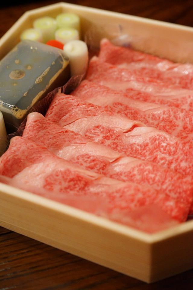 画像: 惣菜それがし(五反田)おうちですき焼き時間