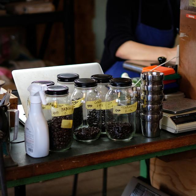 画像: 「千葉・館山 ブロワ珈琲焙煎所のカフェ・ラテ」
