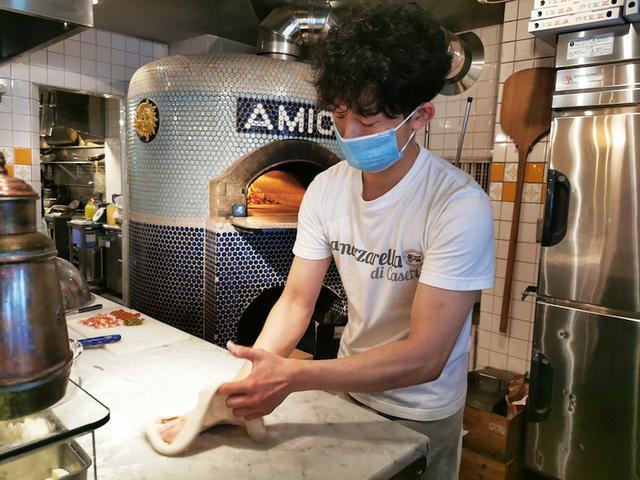 画像: <テイクアウト>真のナポリピッツァ協会認定店「アミーチ@学芸大学」で好きなピッツァ!