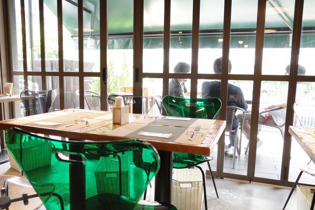 画像: 【田町】光たっぷり差し込むテラスで優雅にイタリアンを「アブラッチョ」
