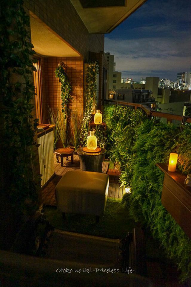画像: 屋根裏のパリ食堂(中目黒)ルーフトップでオレンジワイン