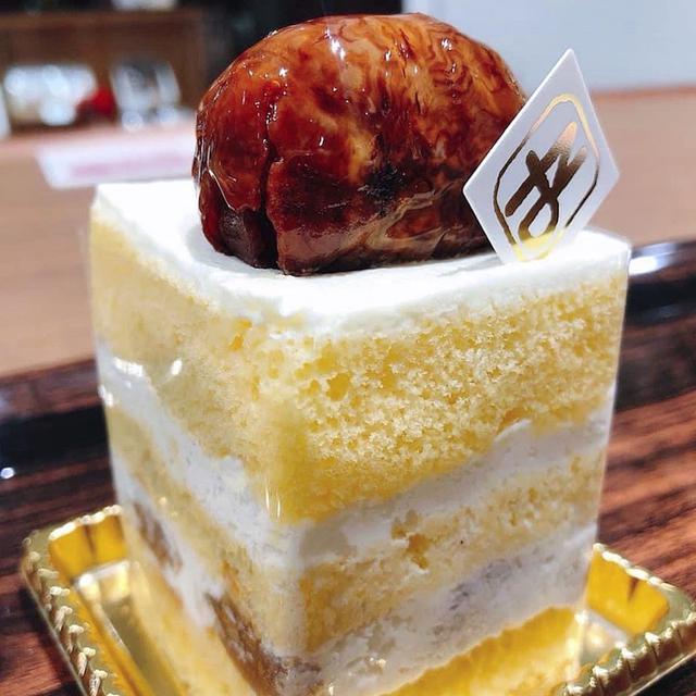画像: Instagram 丹羽栗が大きい!ショートケーキ/ 中島大祥堂