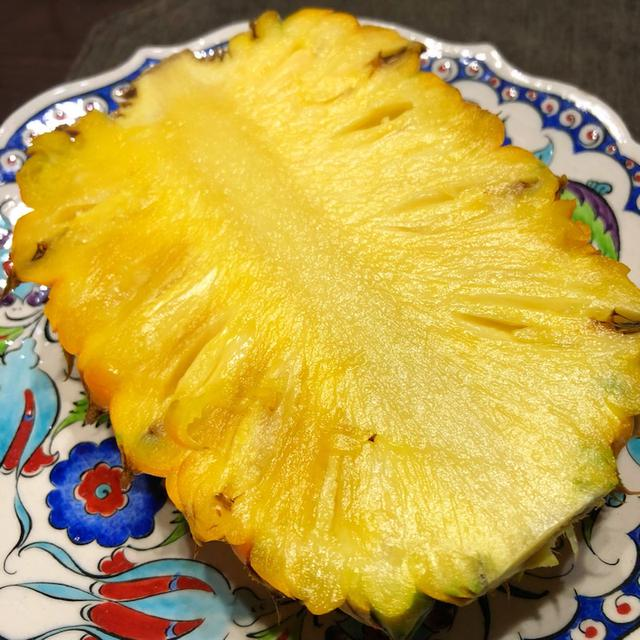 画像: 西表島 アララガマ農園のパイナップル♪