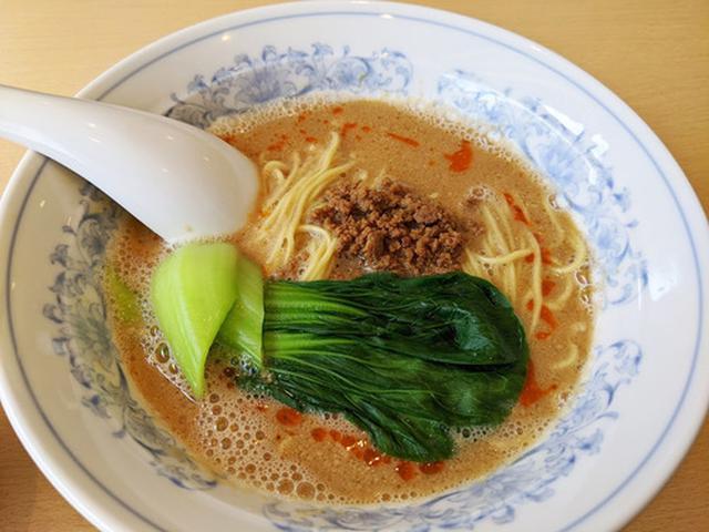 画像: 【福岡】名物の担々麺&エビチリ丼♪@食事の店 ベリー