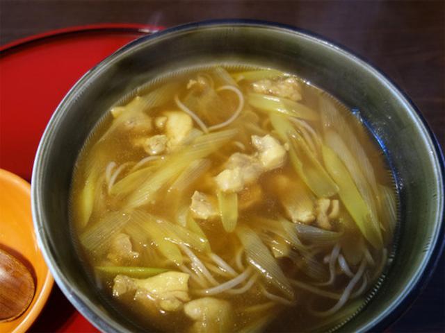 画像: 【福岡】人気のカレー蕎麦と親子丼♪@本格手打そば 千力