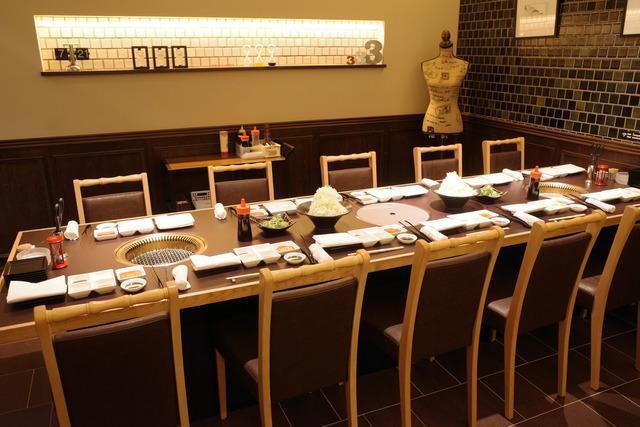 画像: 【渋谷】セルフ飲み放題&プレイべート空間でオシャレ焼肉が驚きのコスパ「三百屋 F3」