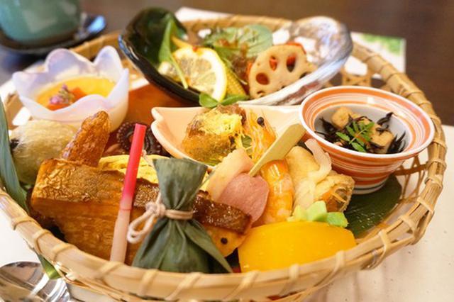画像: 【福岡】KKRホテル博多で花籠御膳ランチ♪@和創り 萌木