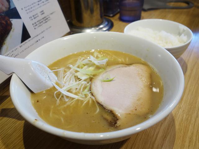 画像: 【福岡】まろやか濃厚豚骨のラーメンライス&豚そば♪@ラーメン屋 遊