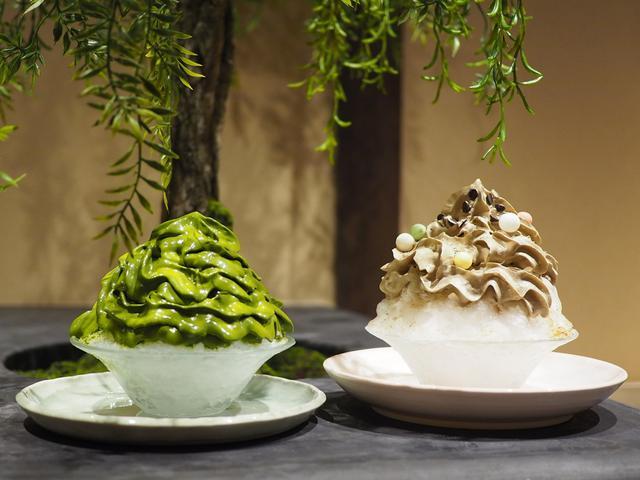 画像: 京都で行列が出来る大人気のお茶屋さんのカフェがなんばにオープンします! なんば 「茶匠 清水一芳園 なんば店」