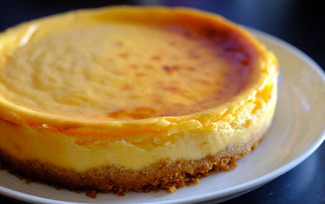 画像: 「チーズケーキを焼きました」