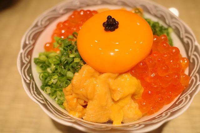 画像: 【恵比寿】雲丹いくら、フォアグラにトリュフ。豪華食材のオンパレード「十番右京 恵比寿店」