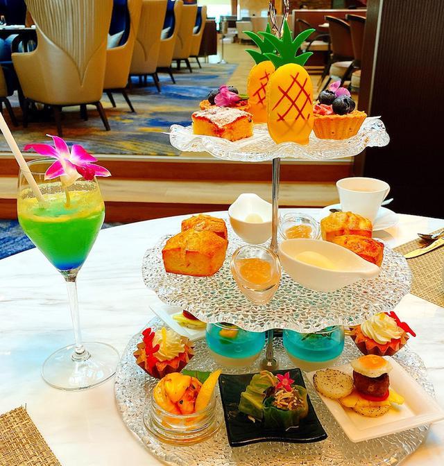 画像: 品川「ストリングスホテル東京 インターコンチネンタル」でアフタヌーンティーと3種パフェ❗️