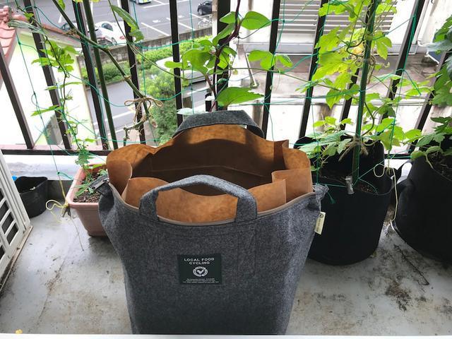 画像: とうとう始めてしまいました。野菜を捨てない生活。たい肥作り。ローカルフードサイクリング LFC