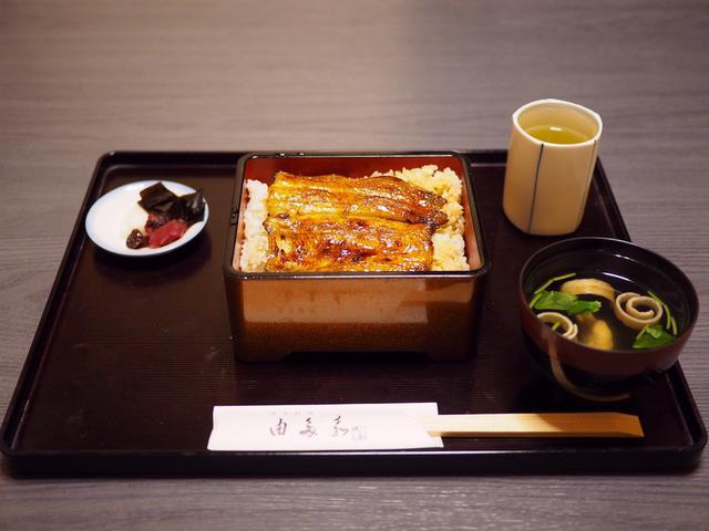 画像: 土用の丑の日は大阪最高峰の江戸前鰻で大満足! 西天満 「日本料理 由多嘉」