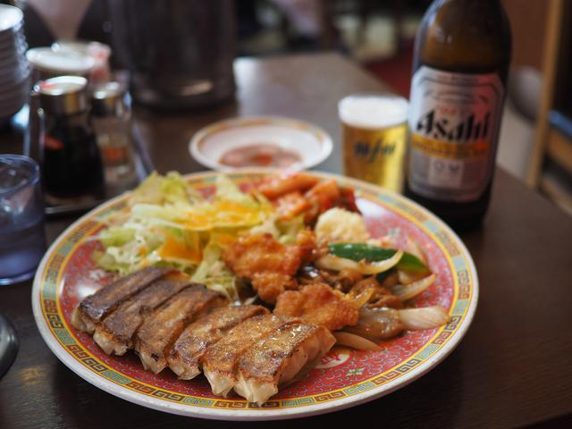 画像: お得な『ビールセット』は休日の昼飲みに使い勝手抜群です! 大正区 「餃子の王将 大正店」
