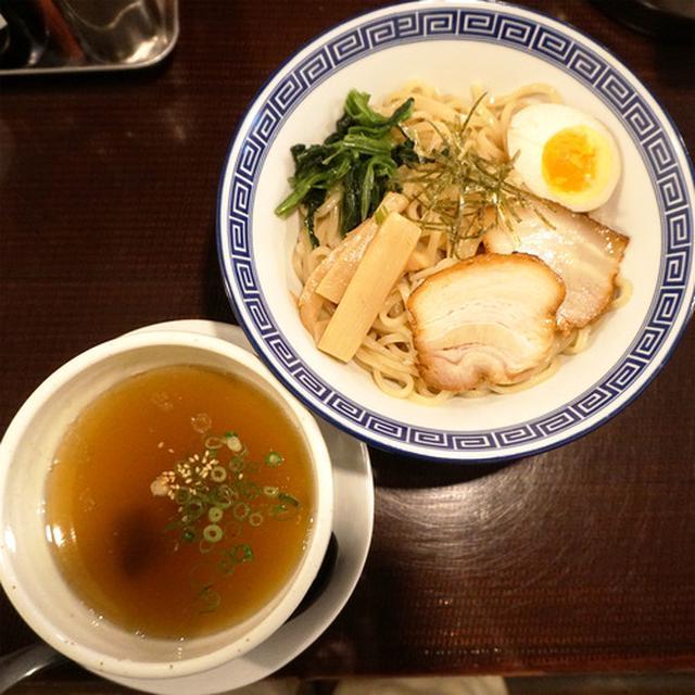 画像: 【福岡】日本古来の調味料『煎り酒』を使った大江戸つけ麺♪@久屋