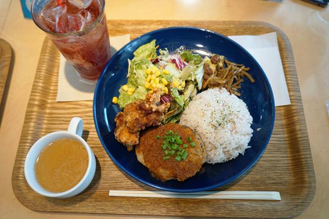 画像: 【福岡】天神ソラリアプラザでカフェランチ♪@カフェ・オットーピウ