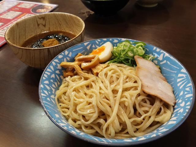 画像: 【福岡】濃厚豚骨ラーメン店のつけ麺♪@拉麺 空海 那珂川本店