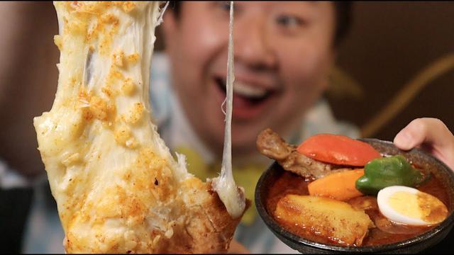 画像: 【動画】ソウルフードインディア(水道橋 / インドカレー&チーズナン)