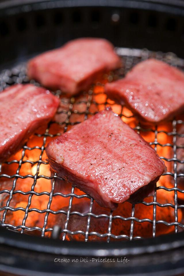 画像: 炭火焼肉 ふちおか(経堂)秘められたエロス