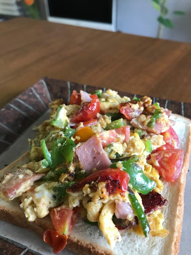 画像: 野菜自給率100%の朝ごはん~!1日の野菜量の目安は350g!これを簡単にとるオススメは~!?