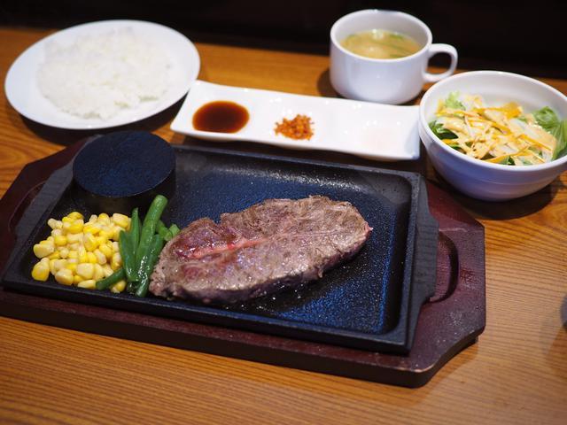 画像: 150gのミスジステーキがたった880円で食べられるステーキ専門店がオープン! 東大阪市 「ステーキリバーべ 布施店」