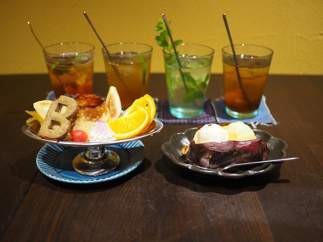 画像: 行列が出来る焼き芋スイーツ専門店の姉妹店が梅田にオープン! 梅田エスト 「蜜香屋 BATATAS」