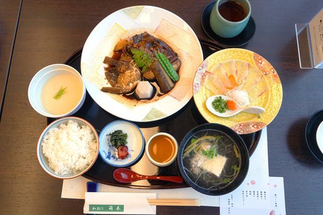 画像: 【福岡】KKRホテル博多で鯛づくし膳ランチ♪@和創り 萌木