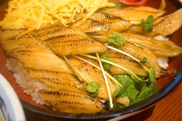画像: 【福岡】炙り穴子丼&カツおろしぶっかけ♪@うどん大文字 筑紫野店