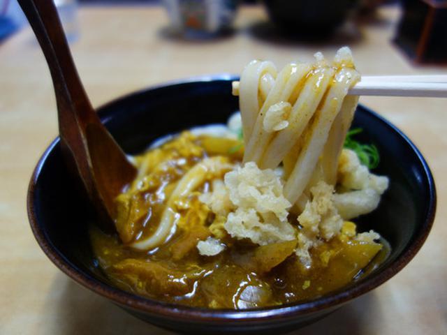 画像: 【福岡】13時~の冷やしカレー南蛮&ミニカツ丼セット@博多さぬきうどん 渡辺通り店