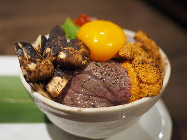 画像: 松茸フェアーの絶品松茸料理をいただきながら休日の昼飲みが楽しめます! 玉造 「活旬 大枡」