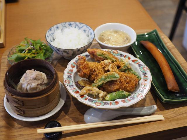 画像: 地元で大人気の中華のお値打ちランチは全てにおいてワンランク上の味わいです! 東大阪市 「CHINA 進」