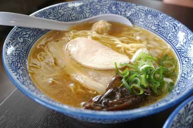 画像: 【福岡】濃厚塩鶏そば&煮干し中華そば♪@鶏革命(トリレボ) 八幡本城店