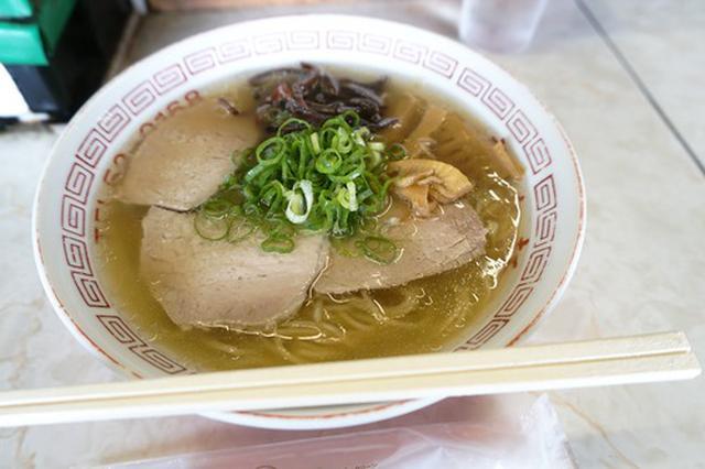 画像: 【福岡】清湯系豚骨ラーメン♪@来々軒