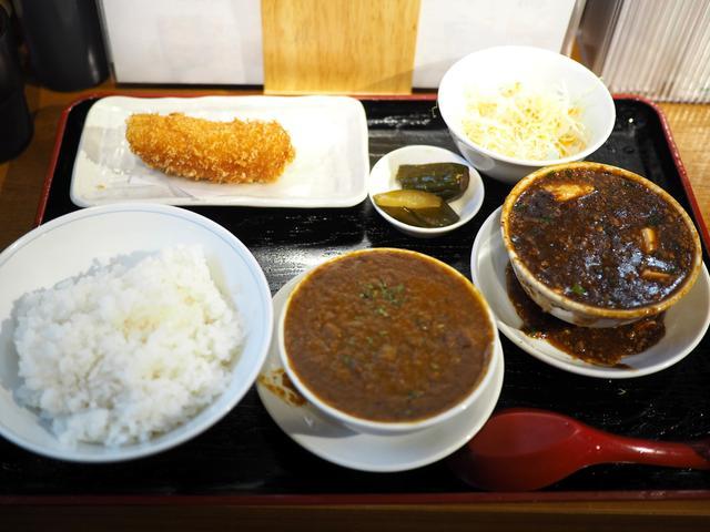 画像: 大人気居酒屋の名物料理ばかりが食べられる素晴らしくお得なランチセット! 大阪駅前第3ビル 「堂山食堂 3号店」