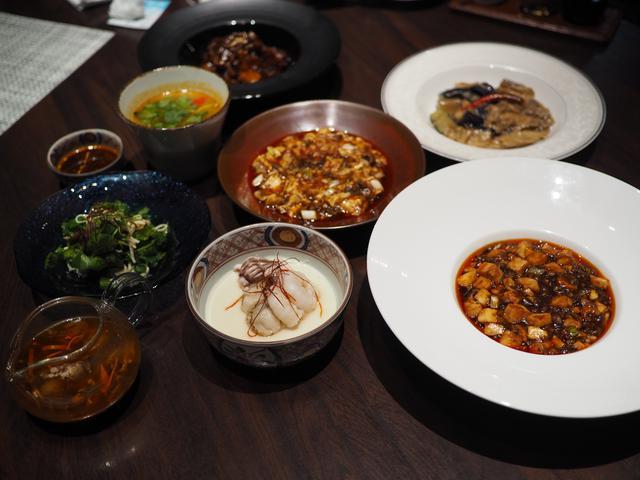 画像: ホテルの高級感あふれる味わいの麻婆豆腐7種と様々な料理がオーダーバイキングで食べ放題! ANAクラウンプラザホテル大阪 「花梨」