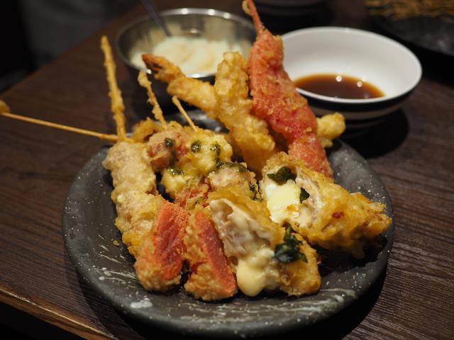 画像: 深夜に行列が出来る堺の名店の味が梅田でお手軽に楽しめます! 梅田 「天ぷら大吉 ホワイティうめだ店」